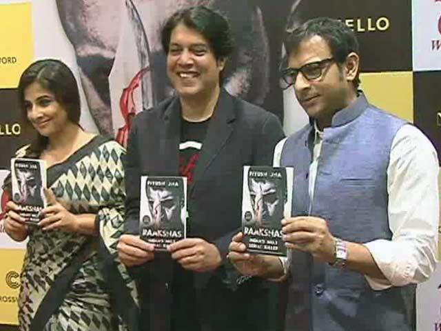 Vidya Balan, Bollywood's Bookworm