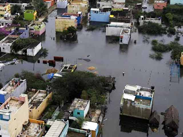 Video : For Flood-Hit Chennai, Volunteers Bring In Jobs, Books As Relief