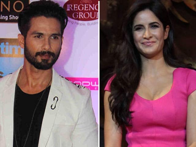 Shahid, Katrina in Anees Bazmee's Next?