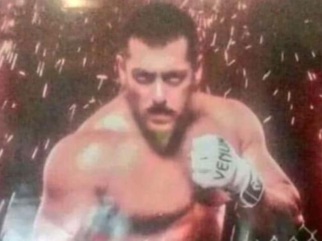 Salman is Spoiling for a Fight in First Look of Sultan