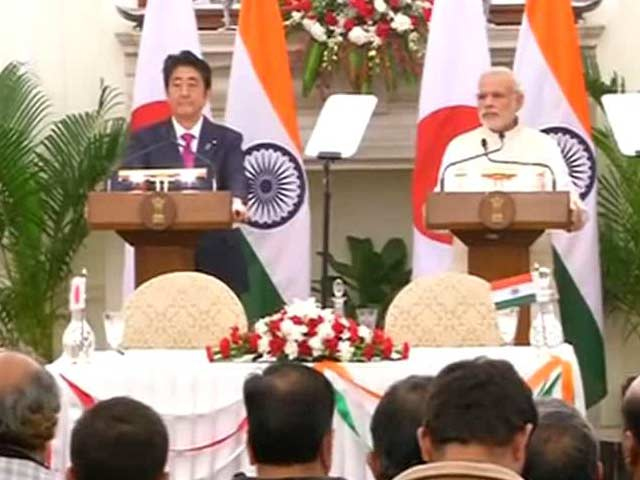 Video : No One Matters More In Realising India's Economic Dreams Than Japan: PM Modi