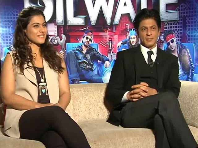 Shah Rukh-Kajol on Dilwale's Other Onscreen Couple