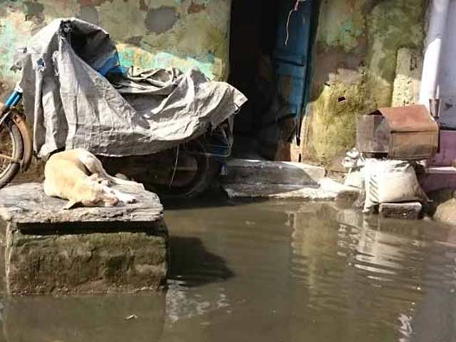 Video : A Week After Rains, Parts Of Chennai Still In Deep Waters