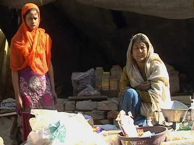 Video : After Shakur Basti Demolition, Each Minute A Struggle For Them