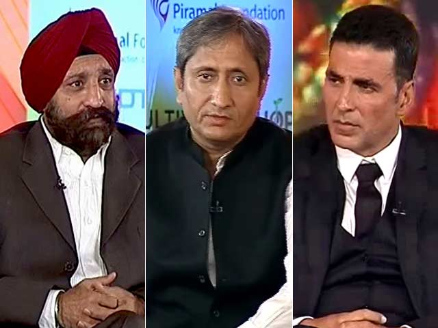 Video : NDTV-Piramal Foundation Launch Cultivating Hope
