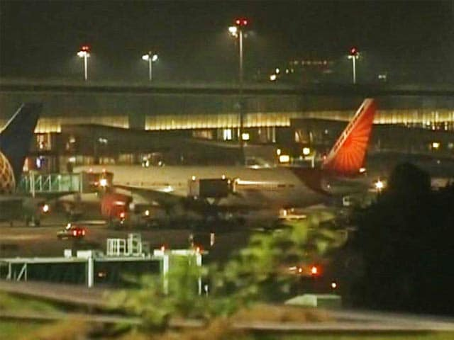 Video : Air India Technician Sucked Into Aircraft Engine At Mumbai Airport, Dies