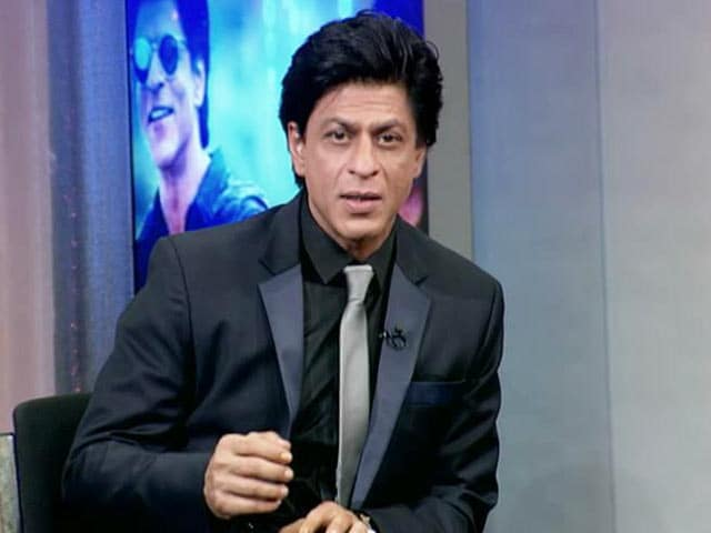 How SRK Deals with the 'Misinterpretations' of What he Says