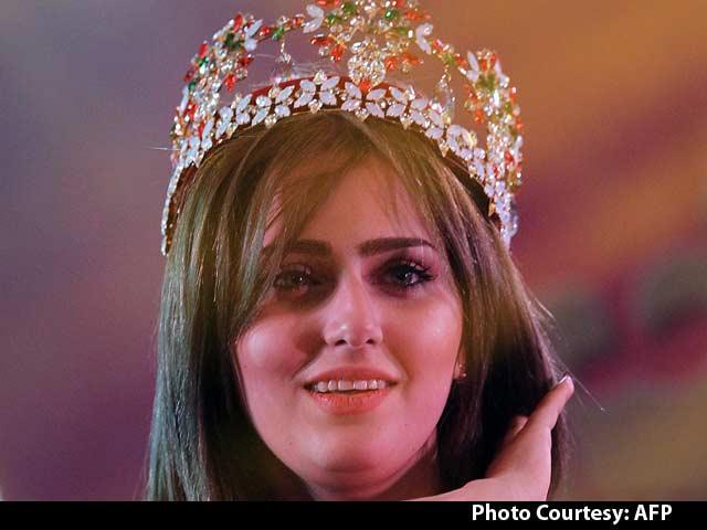 Video : Iraq Gets First Beauty Queen Since 1972