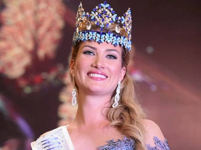 Spain's Mireia Lalaguna Crowned Miss World 2015
