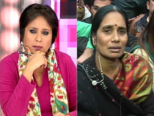 Video : Netas Only Remember Women When They Want Votes: Nirbhaya's Mother