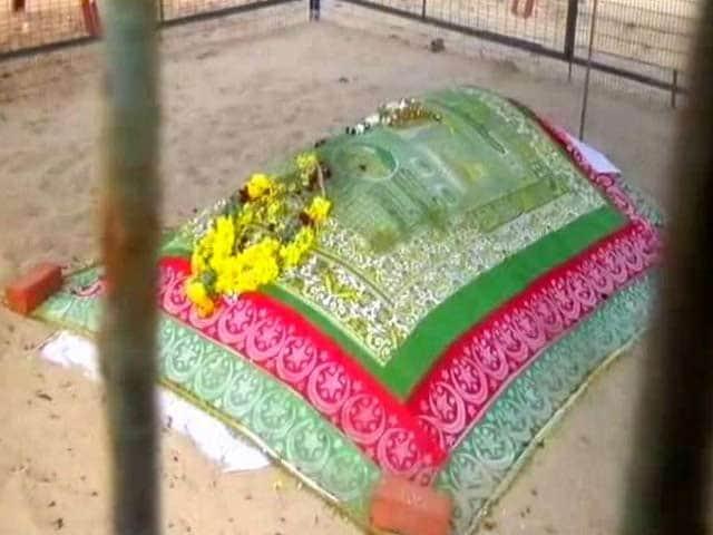 Video : Cattle, Litter At APJ Abdul Kalam's Burial Site, No Memorial Yet