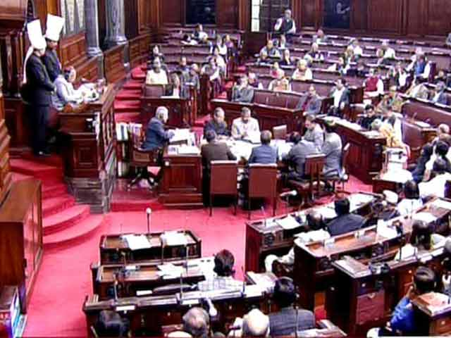 Video : Juvenile Justice Bill Passed In Rajya Sabha