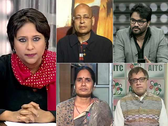 Video : Netas Unite For Nirbhaya: 'Sentiment' Now Drives Legislation?