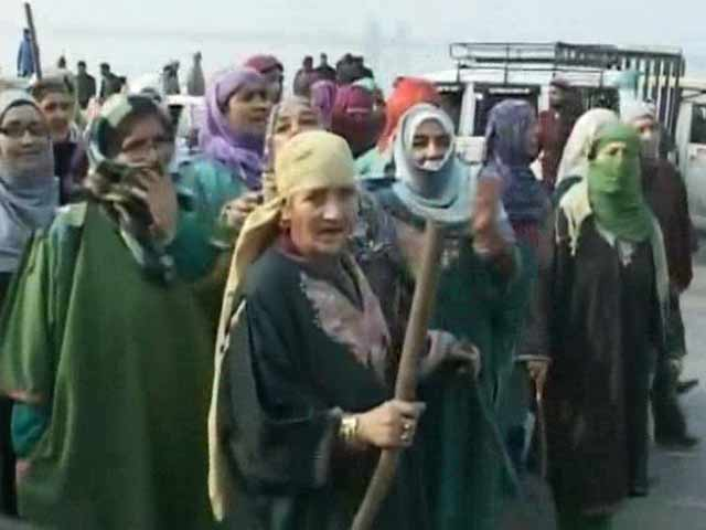 Video : Meant To Quell Hunger, Act Flares Protests In Jammu And Kashmir