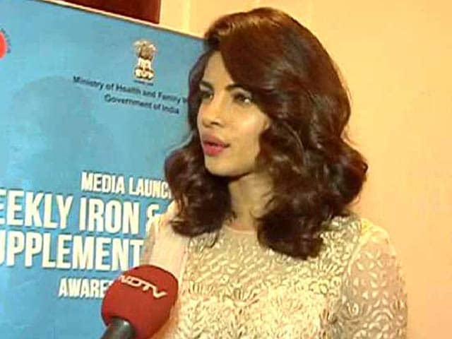 Video : Priyanka Likes 'Her Own Path'