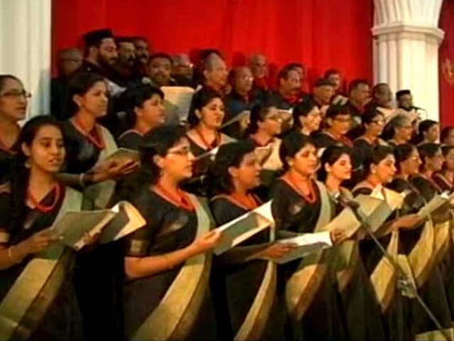 Video : How This Choir Group Is Keeping The Language Of Christ Alive