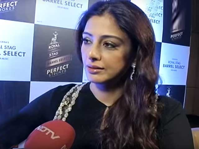 All About Tabu and Her New Film Fitoor