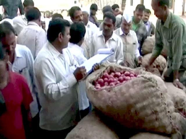 Video : प्याज के लिए न्यूनतम निर्यात मूल्य के खत्म होने से किसान खुश