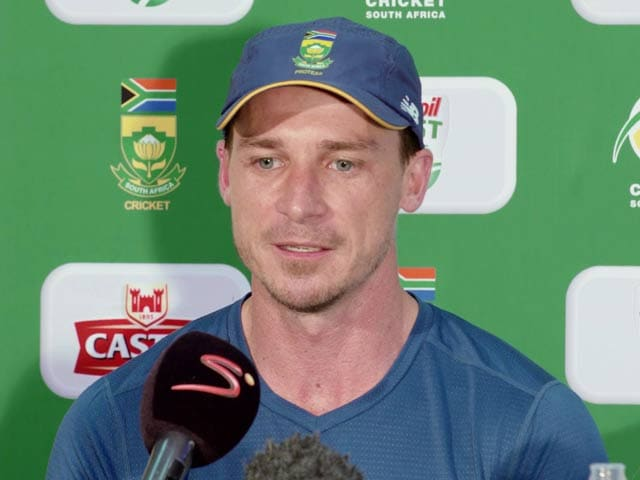 Video : Dale Steyn Feels Good After Magnificent First Day Spell
