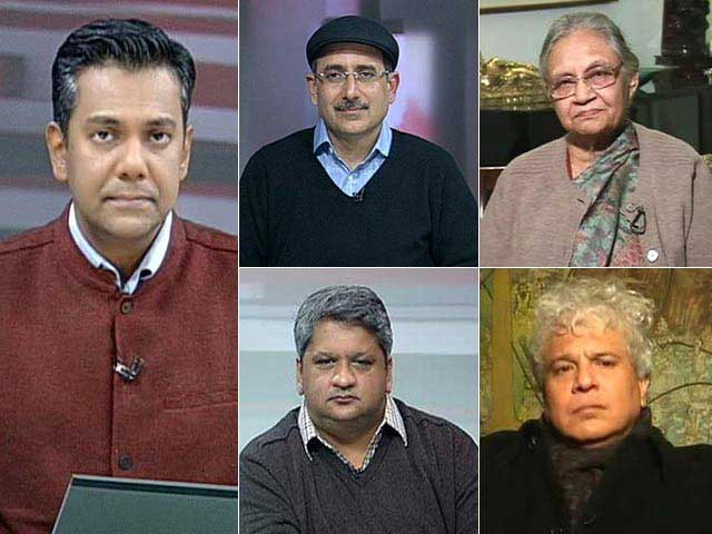 Video : AAP Ki Sarkaar vs Delhi Police: At Odds Over Odd-Even Plan?