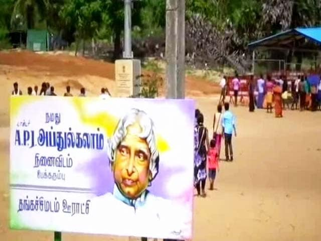 Video : After Months Of Neglect, Govt To Build Memorial For President Kalam