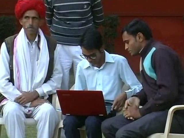 Video : Former Wipro Employee, 20, Creates Website For His Village