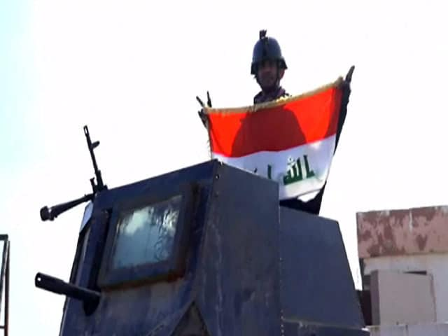 Video : Iraq Declares Ramadi Liberated From ISIS, Sweeps for Bombs