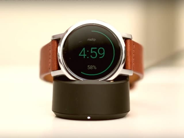 Video : Motorola Moto 360 2nd Generation - Features Overview