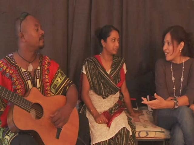 Video : Bridging Worlds: From Girmitya to Government - The Journey of Indians in Mauritius
