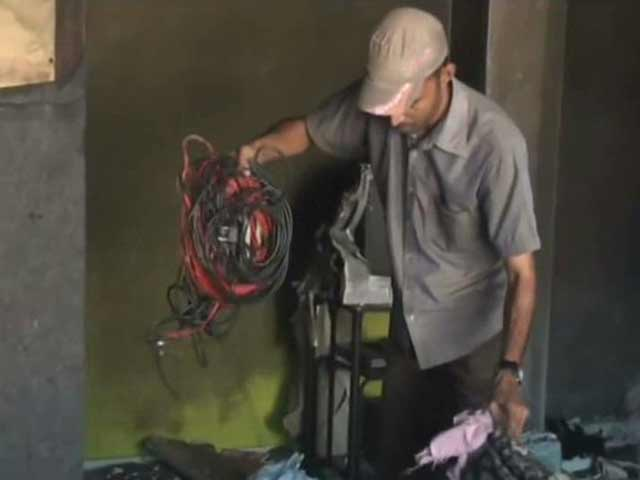 Video : For Muslim Photographer Whose Studio Was Burnt Down, An Online Campaign