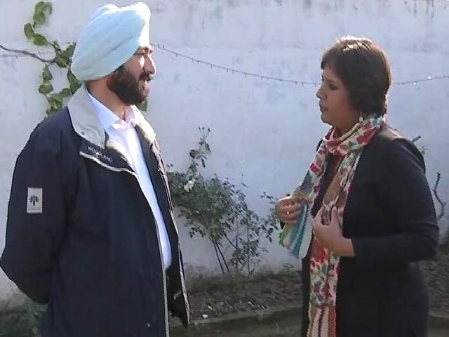 Video : They Came Back To Kill Me, I'm Innocent, Says Cop Abducted In Pathankot