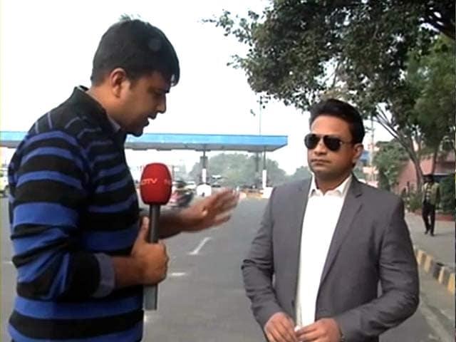 Video : ऑड-ईवन नियम लागू होने के बाद ट्रैफिक में देखी जा रही कमी