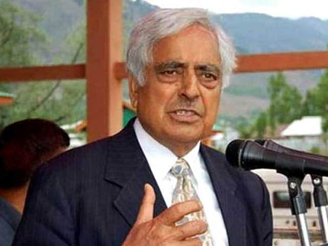 Video : Chief Minister Mufti Ill, PDP Decision On Hot Seat Likely In 2 Days: Sources