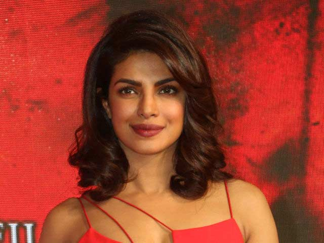 Priyanka Chopra to Present at People's Choice Awards