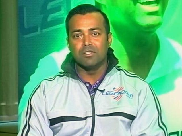 Video : Saina Nehwal is My Player of the Year 2015: Leander Paes