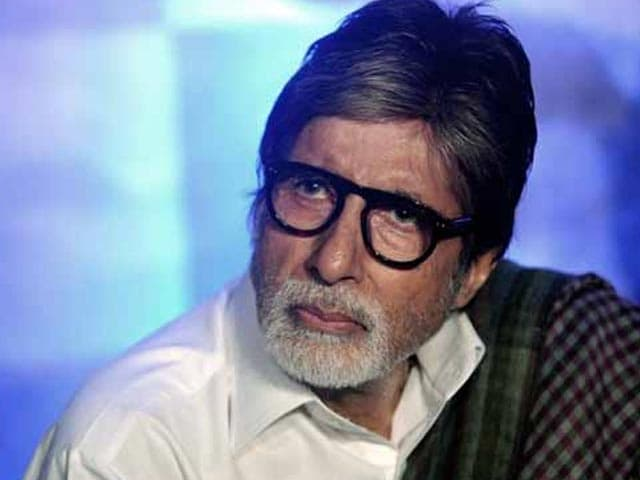 Big B Replaces Aamir In 'Incredible India' With Different Terms of Engagement