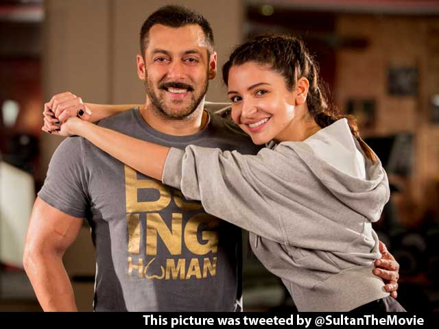 Salman, Anushka to Confront Each Other in Sultan?