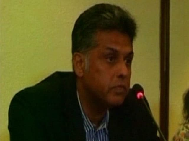 Video : Congress' Manish Tewari Revives 2012 Troop Movement Controversy