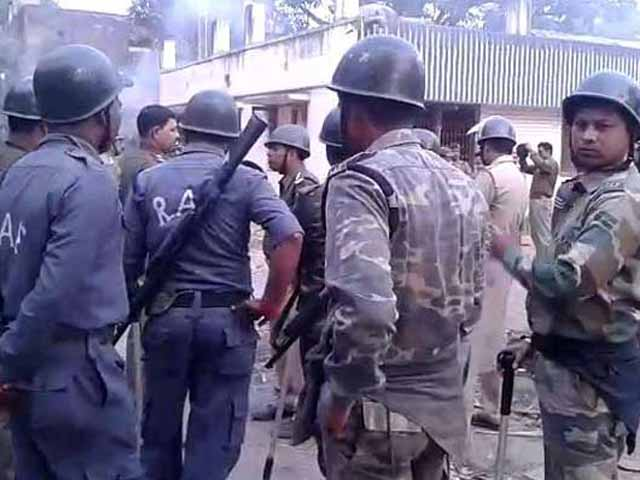 Video : 3 BJP Lawmakers Detained In Violence-Hit Malda, Agree To Leave