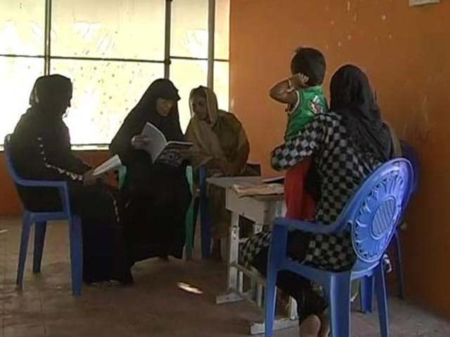Video : In Kerala, Grandmothers Sit For Primary Exams