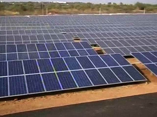Video : Hyderabad International Airport Begins Switch To Green Energy