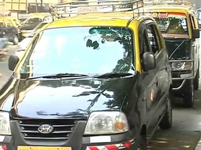 Video : Soon, An App To Book The Traditional Black And Yellow Mumbai Taxis