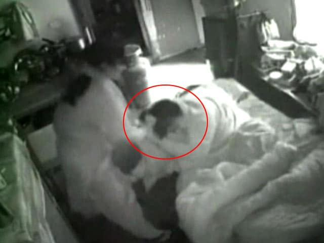 Video : Caught On CCTV: Woman Thrashes Mother-In-Law