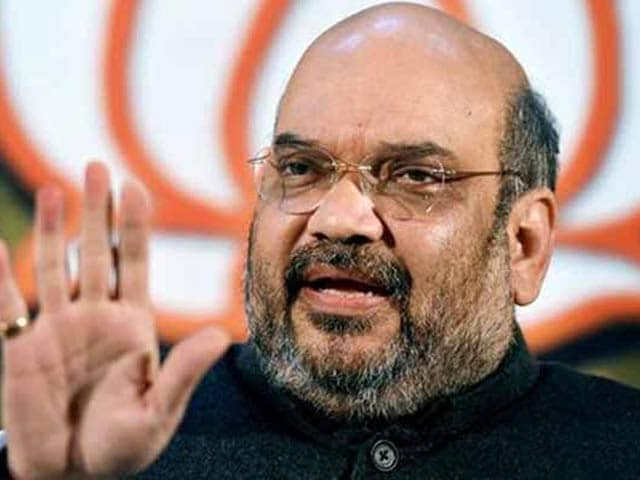 Video : Amit Shah Set for Term 2 As BJP Preps For Poll Challenges