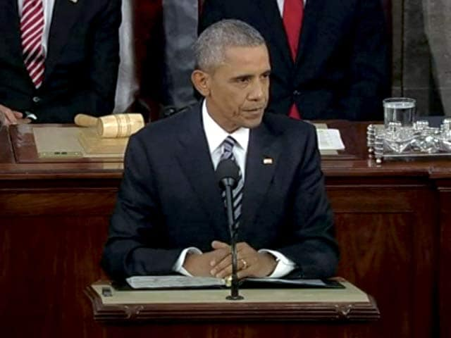 Video : Barack Obama Tells US To Embrace Time Of 'Extraordinary Change'