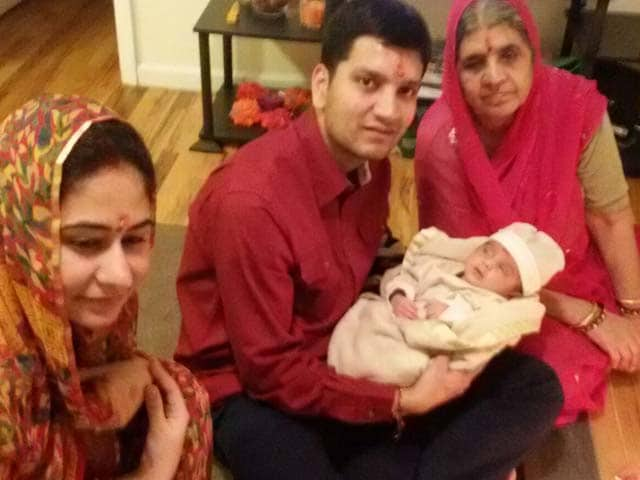 Video : TCS Employee, Wife Say Baby Wrongly Taken From Them In US