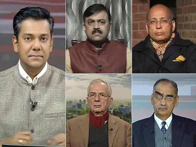 Video : Talks Rescheduled: Time To Put Past Behind And Trust Pakistan?