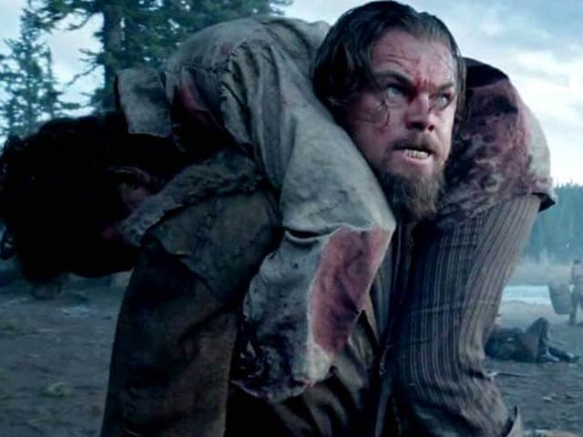 The Revenant Leads Oscar Nominations