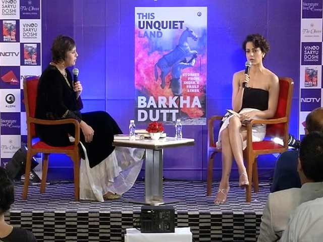 Ambitious Women Made to Feel We're Not Nice: The Kangana Interview