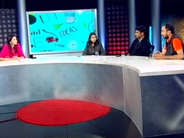 Video : The Start Up Push India Needs